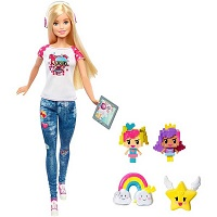 Boneca Barbie video game hero